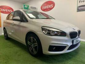 image for 2017 17 BMW 2 SERIES 2.0 218D SPORT ACTIVE TOURER 5D 148 BHP DIESEL