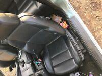 BMW e36 compact leather interior