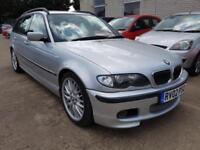 2002 BMW 330D M SPORT TOURING MANUAL MOT OCT 184K