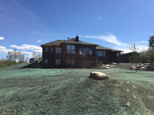 Hydroseeding - Fast and Cost Effective