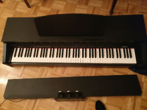 Brand New 88 touch Sensitive Digital Piano (missing the stand)