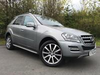 Mercedes-Benz M Class 3.0 ML350 CDI BlueEFFICIENCY Grand 5dr DIESEL 2011/60