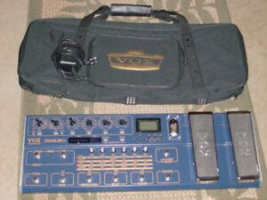 Vox Tonelab SE (Tube Driven) Multi-Effects Guitar Processor