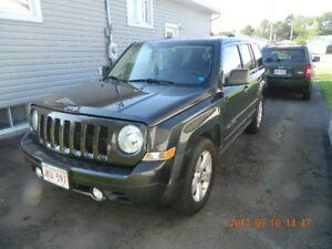 2011 Jeep Patriot Ltd.