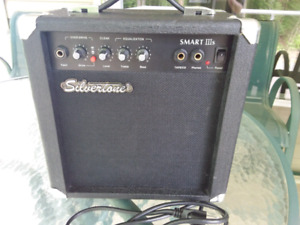 Silvertone Guitar Amplifier