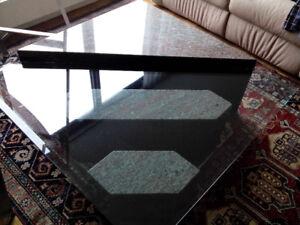 Table de salon en Granite (4 pieces)