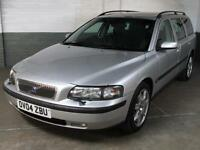 2004 04 VOLVO V70 2.4 D5 163 Bhp SE DIESEL ESTATE * Elec.Htd.LEATHER Memory