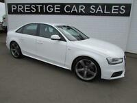 2012 Audi A4 2.0 TDI Black Edition Multitronic 4dr