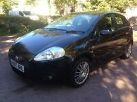 Fiat Grande Punto 1.4 16v Dynamic Sport 5dr HPI CLEAR+6 MONTHS WARRANTY