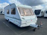 2002 ABBEY Enterprise SL Touring Caravan - 4 Berth
