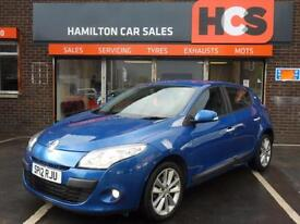 Renault Megane 1.9dCi 130 2012MY I - Music - 1 Yr MOT, Warranty & AA cover