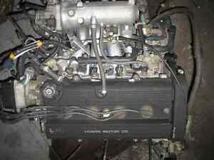 ACURA INTEGRA CIVIC DOHC B20B ENGINE JDM B20Z ORTHIA MOTOR B20B
