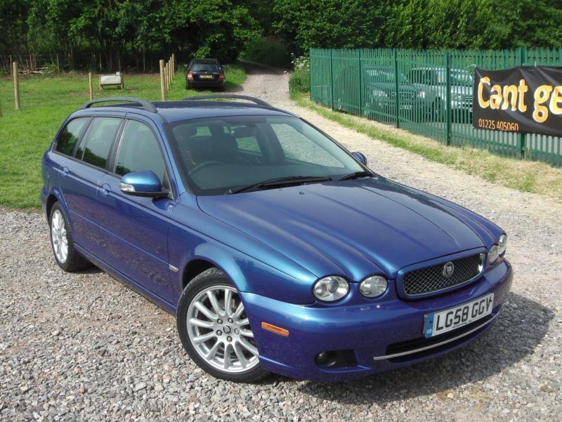 2008 jaguar x type s automatic diesel estate diesel. Black Bedroom Furniture Sets. Home Design Ideas