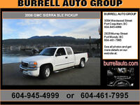 2006 GMC Sierra 1500 SLE EXT CAB Pickup Truck Tricities/Pitt/Maple Greater Vancouver Area Preview