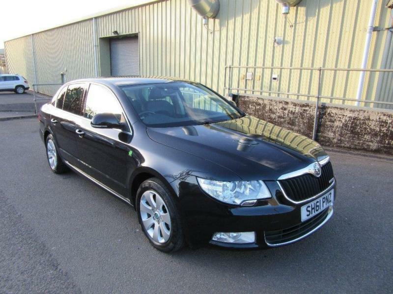 2011 Skoda Superb 1.6 TDI GreenLine CR SE 5dr