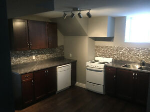 Renovated bacherlor in university area. All utilities included.