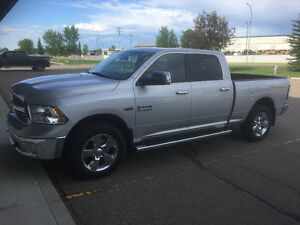 2014 Dodge Ram 1500 Big Horn Crew Cab