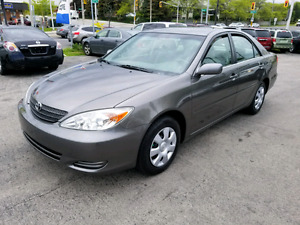 2003 Toyota Camry LE $4,495