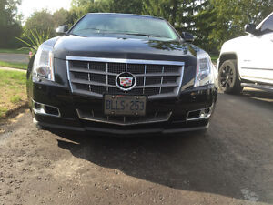 2008 Cadillac CTS Performance AWD Sedan