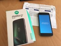 Motorola Moto G4 Play 16gb android phone