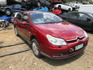 WRECKING 2006 CITROEN C5 FOR PARTS Willawong Brisbane South West Preview