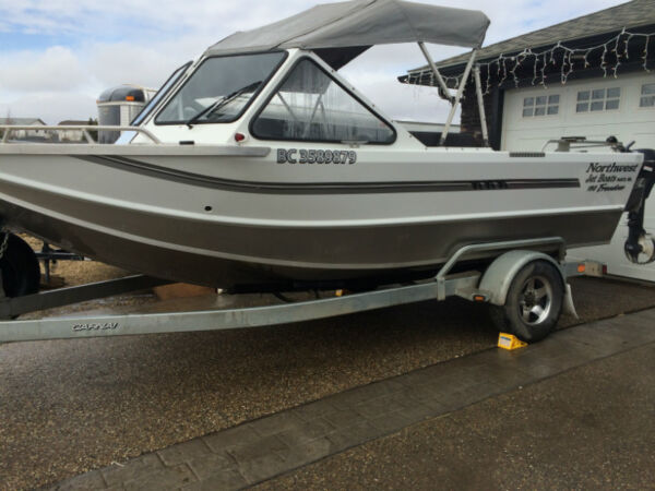 Used 2008 Other Northwest 198 Freedom Jet Boat