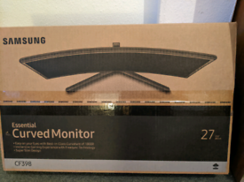 """Samsung 27"""" curved monitor Full HD"""