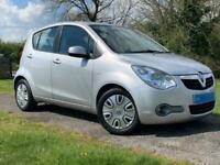 Vauxhall Agila 1.2 i ecoFLEX 16v S 5dr (a/c), LOW MILEAGE,£30 ROAD TAX,MOT 04/22