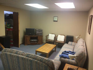 Furnished Basement In Millrise SW