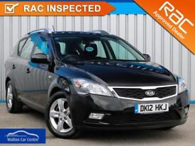 Kia Ceed 1.6 Crdi 2 Ecodynamics 2012 (12) • from £36.67 pw