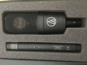 AT4040+AT4041 Microphone set (Mint Condition)