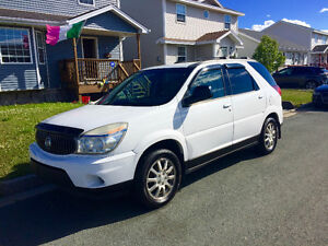 2007 Buick Rendezvous CX SUV, Crossover St. John's Newfoundland image 1