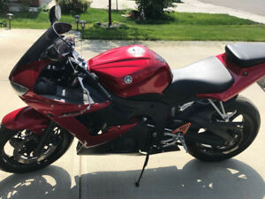 2007 Yamaha YZF R6 For Sale