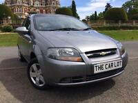 Chevrolet Kalos 1.2 SE ! owner ONLY 19000 MILES WITH FSH