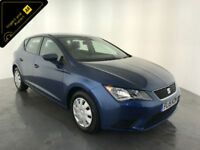 2015 SEAT LEON S TDI DIESEL 1 OWNER SEAT SERVICE HISTORY FINANCE PX WELCOME