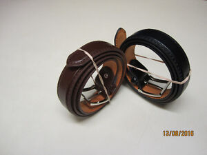NEW LEATHER BELTS FOR SALE. Strathcona County Edmonton Area image 6