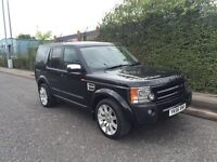 ** LAND ROVER DISCOVERY 3 2.7 TD 7 SEATER FULL SERVICE HISTORY CAMBELT DONE*** £8499! *WARRANTIES*