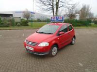 VOLKSWAGEN FOX URBAN * £15 Per Week..£O Deposit * Only 56,968 Miles * 2006
