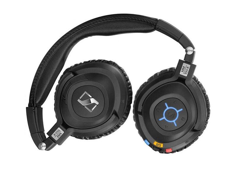Sennheiser MM550-X Wireless Bluetooth Travel Headphones