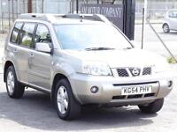 Nissan X-Trail 2.2dCi T-Spec, FSH, 1 Years Mot, 2004, 6 Months AA Warranty