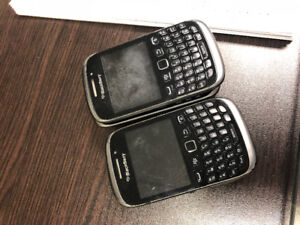 Blackberry Curve (TELUS) Bulk 15 Phones
