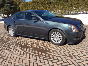 2011 Cadillac CTS4.  Certified and Warranty