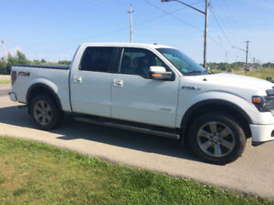 2013 Ford F-150 FX4 NAVI, LOADED,LEATHER, ECOBOOST, 1 OWNER MINT