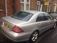 Merc for sale need gone over weekend