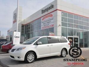 2017 Toyota Sienna Limited AWD 7-Passenger  - Certified