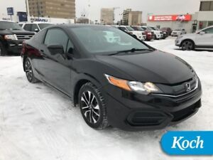 2014 Honda Civic Coupe   Sunroof, Two Sets tires, Bluetooth/USB,