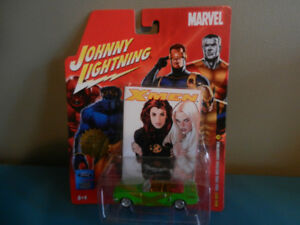 Johnny Lightning 1:64 Diecast Marvel X-Men Jean Grey Mustang