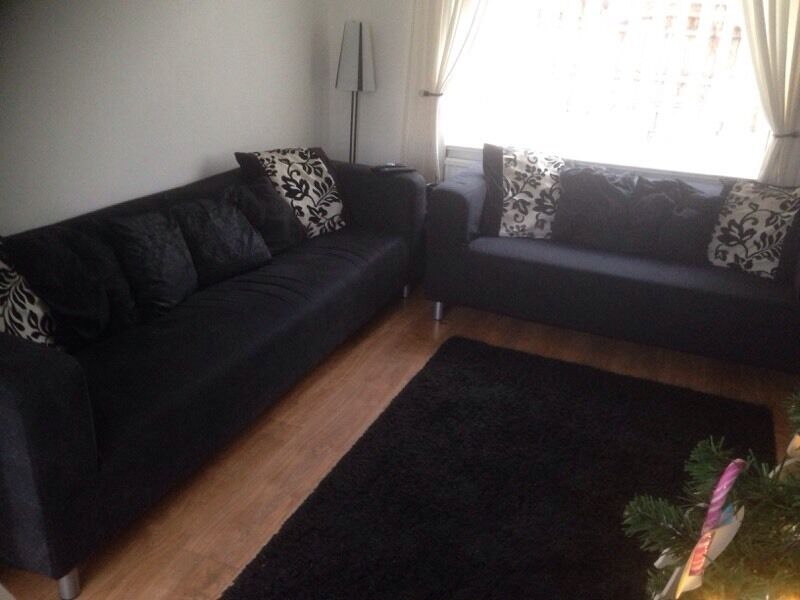 Ikea 2 Seater Klippan Sofa In Buy Sale And Trade Ads