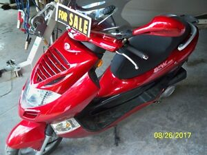 For Sale 2010 Kymco Scooter 150 cc