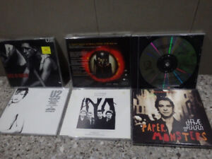 Rare CD Singles from the 90s/ 2000s - Promo- Bjork,U2, Bowie...